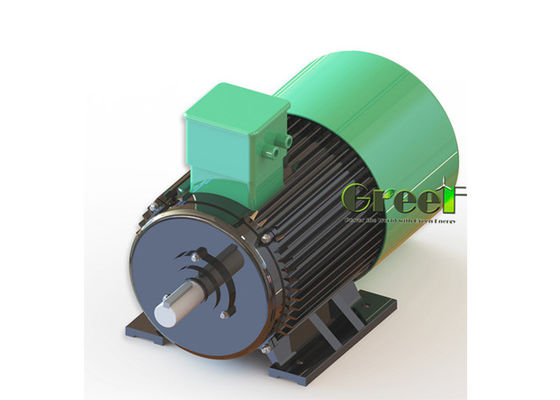 Steel Brushless 3 Phase Permanent Magnet Alternator