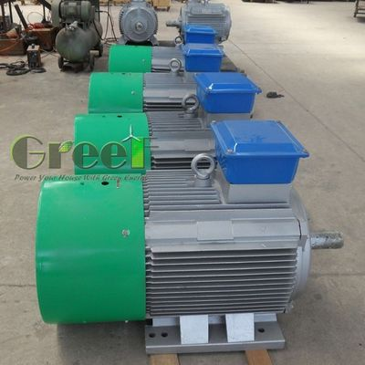 12V 80kw 90kw Permanent Magnet Generator IP54 3000rpm
